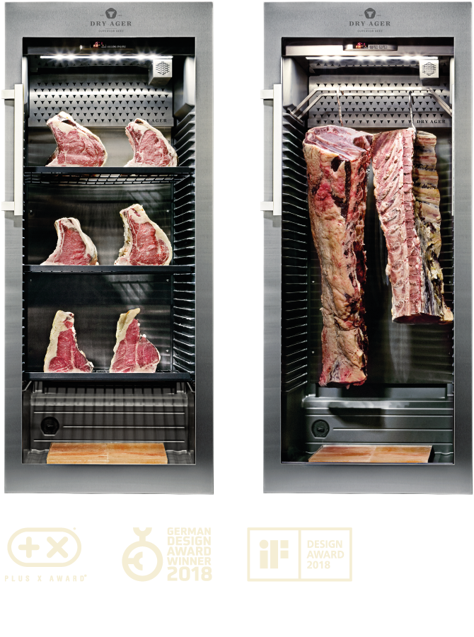DRY AGER DX 1000 PREMIUM – Veća komora (nosivost do 100 kg)